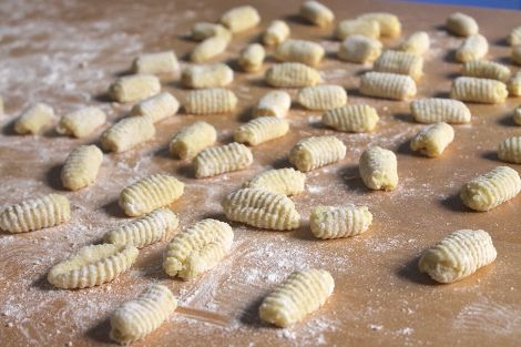 Homemade Gnocchis - Guaranteed good!
