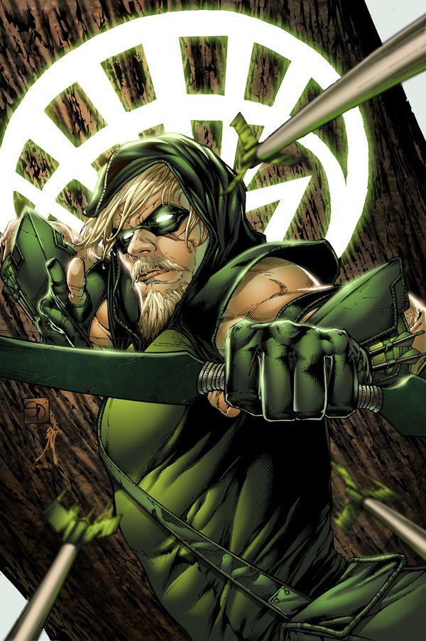 Green Arrow by SeanE.deviantart.com on @deviantART
