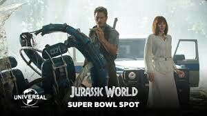 The Jurassic World film was awesome !