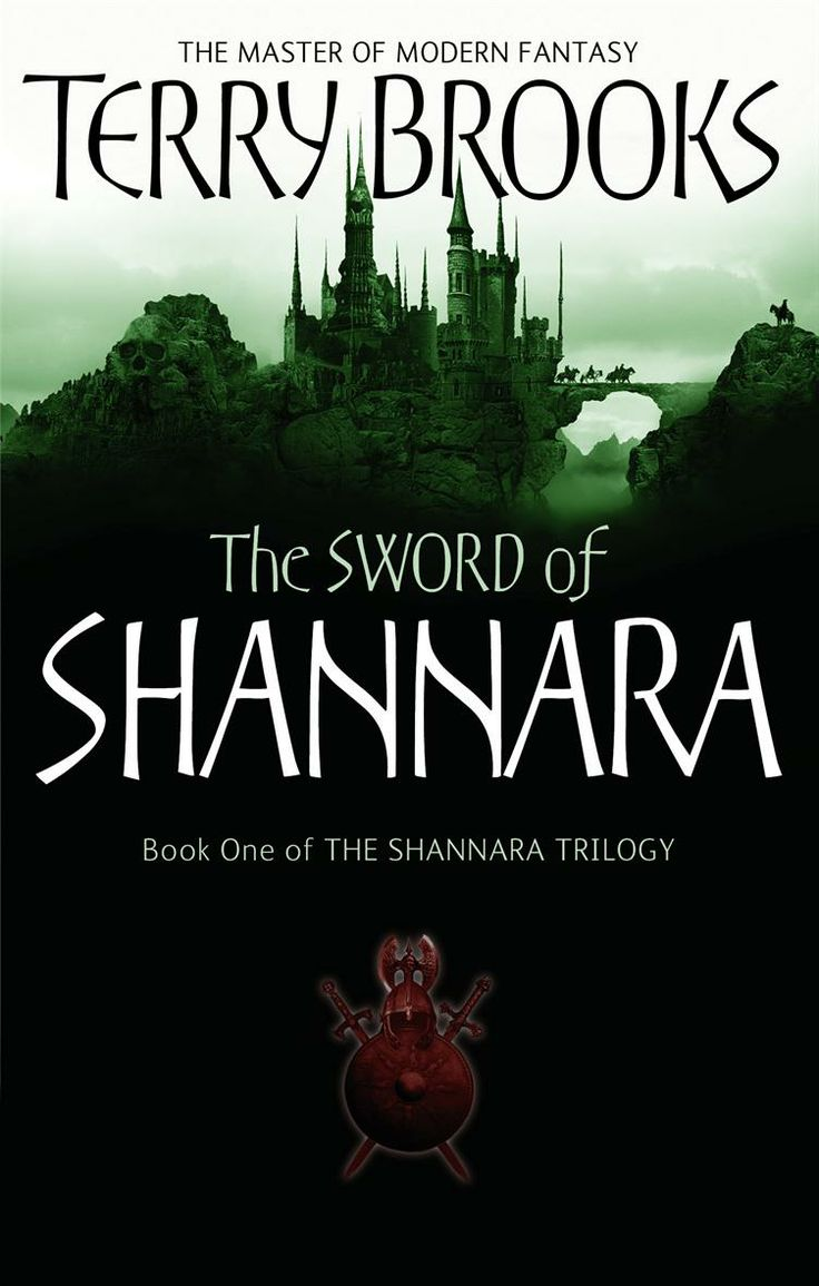 The Sword Of Shannara, Book One Of The Shannara Trilogy, By Terry Brooks