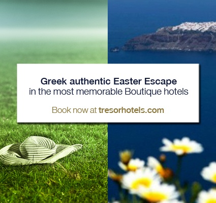 Trésor Hotels and Resorts_Luxury Boutique Hotels_ #Greek authentic #Easter #Escape,in the most memorable #Boutique #hotels.