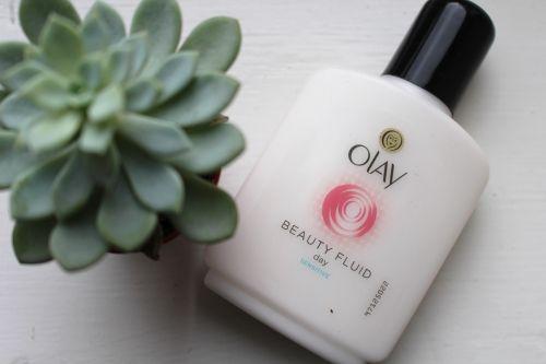 Review : Olay beauty fluid