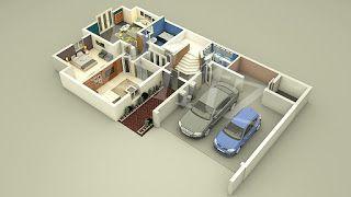 3D Walkthrough | Architectural | Design Company: Present Construction in North Carolina