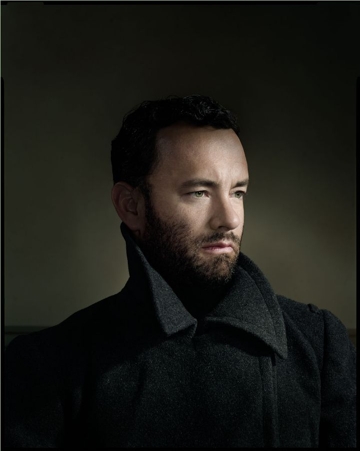 Portrait of Tom Hanks  |  The Reel Foto: Dan Winters: A Different Kind Of Portrait
