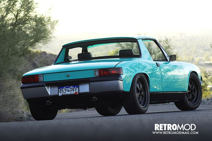 """""""The 914 was my dream car in college,"""" says Paul Hach about his enthusiasm  for Porsche's increasingly collectible and sought after mid-engine, 70's  sports car. In 1975, he was able to make the dream a reality when he bought  a barely used '73 914 2.0-liter from a Porsche dealer in Des Moines, Iowa."""