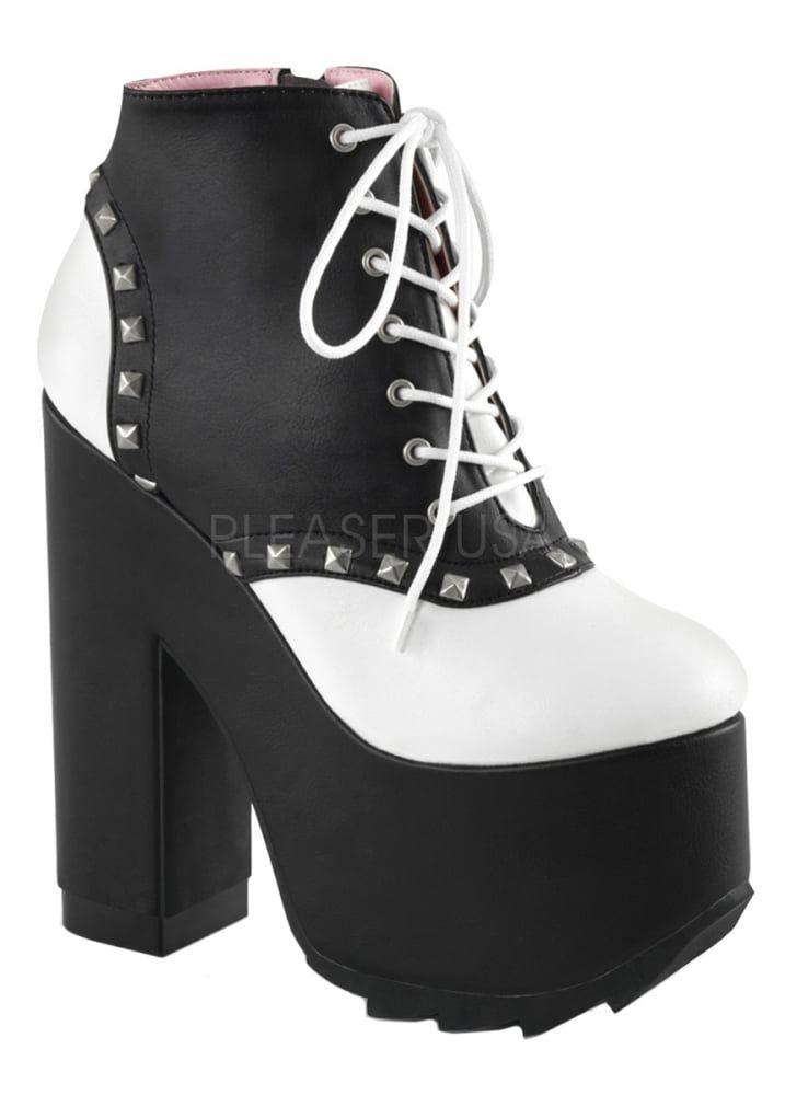 CRAMPS 06 Demonia USA Boots Stiefel Gothic Punk Rock