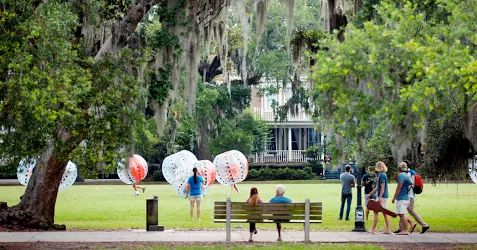 36 Hours in Savannah, Ga. - The New York Times