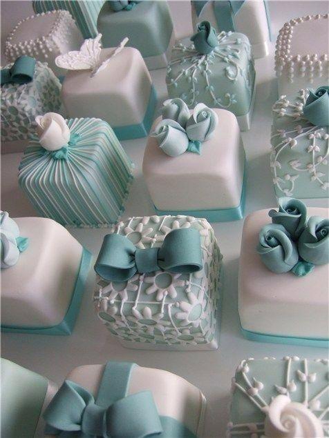 Mini bolo para decorar e encantar os convidados