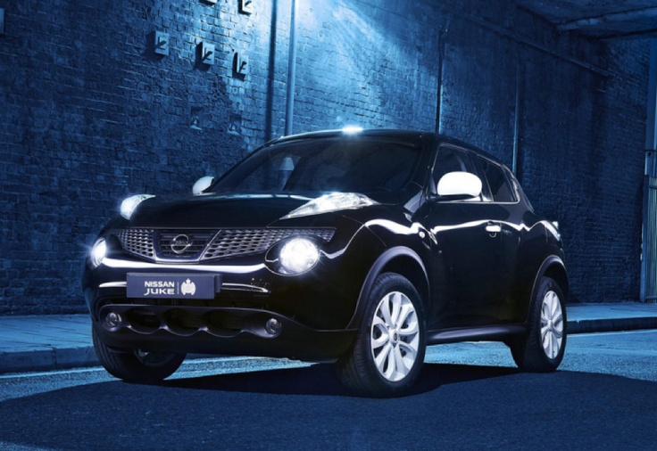 Limited Edition Nissan Juke with Ministry of Sound. Interested? #MinistryofSound #Nissan #Juke #Hartwell