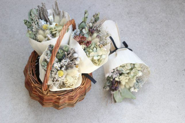 FLEURI (フルリ)| ドライフラワー dryflower 花束 ブーケ ドライブーケ