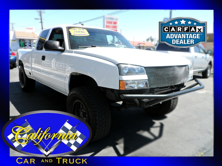 Used Chevy silverado Custom Pre-runner For Sale