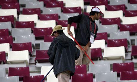 Qatar under pressure over migrant labour abuse