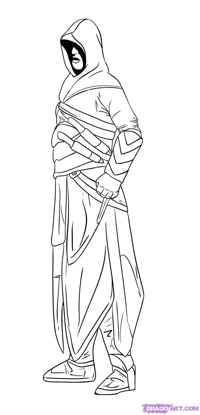 147 best coloriage assassin's creed images on pinterest