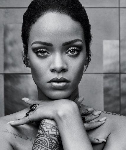 Rihanna - T Magasine