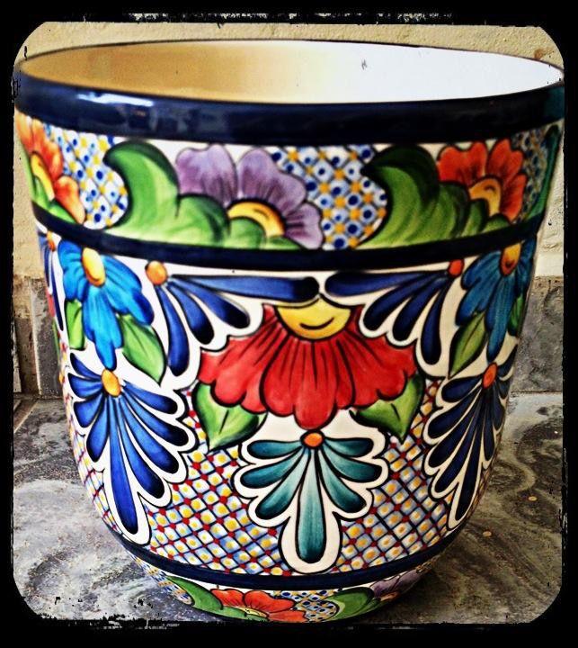 17 Best Ideas About Talavera Pottery On Pinterest
