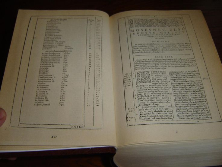 Historical reprint! COLLECTORS and BIBLE SCHOLARS WELCOME! SZENT BIBLIA OPPENHEIM 1612 REPRINT / KAROLI GASPAR 1590 / SZENCI MOLNAR ALBERT 1612