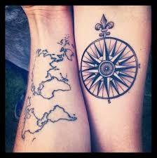 Resultado de imagen para tatuajes de mejores amigas