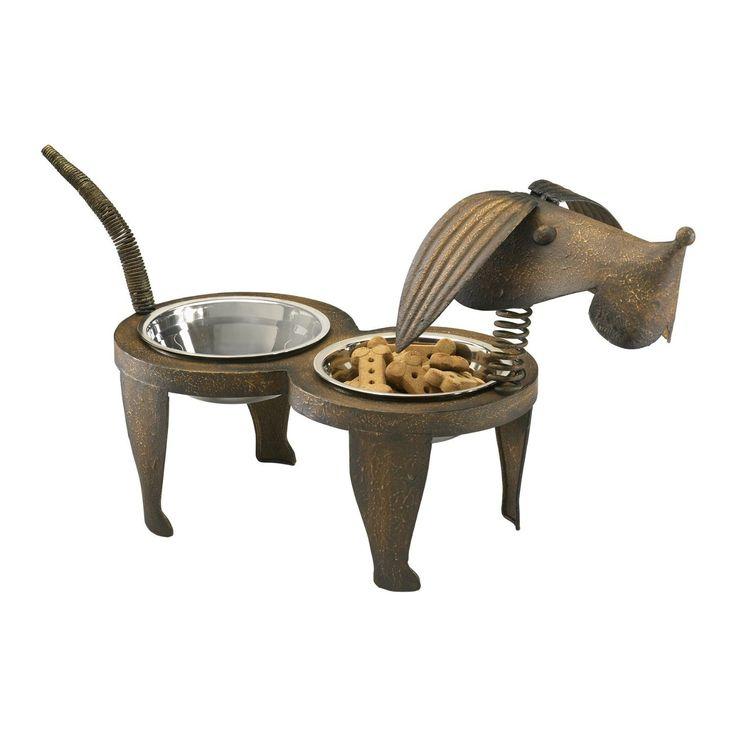 Whimsical Dog Pet Feeder