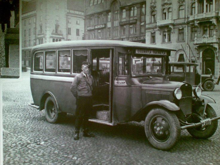 Pakinkylä - Oulunkylän bussi