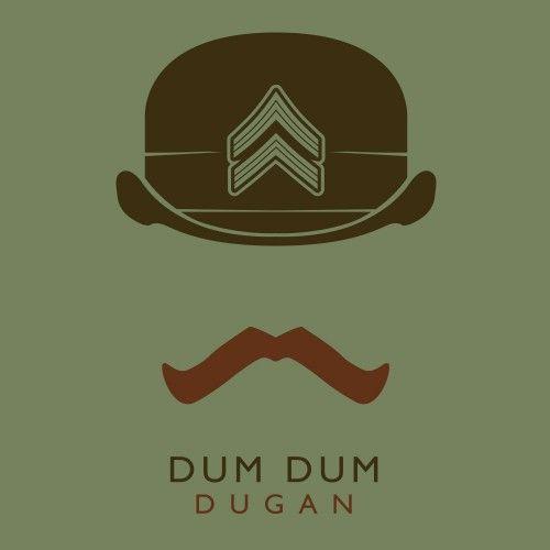 Hey, Dum Dum || Dum-Dum Dugan|| by Jeremy S || Agent Carter T-Shirt Contest || #fanart