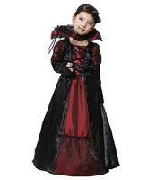 Дети великолепный вампир хэллоуин костюмы современная бальный танец платья…