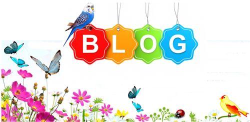 I am crazy about blogs!