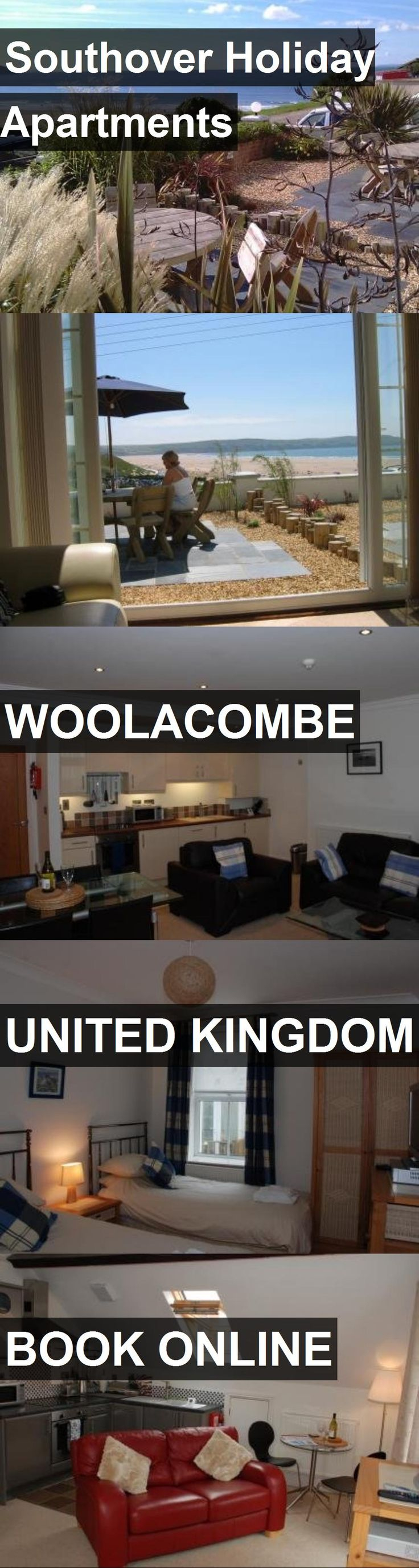 Hotel Southover Holiday Apartments in Woolacombe, United Kingdom. For more information, photos, reviews and best prices please follow the link. #UnitedKingdom #Woolacombe #SouthoverHolidayApartments #hotel #travel #vacation