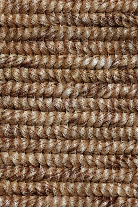 Great Cordova Abaca Rug In Nutmeg Colorway, By Merida.