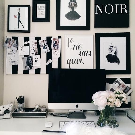 6 Ways To Turn Your House Into A Productive Home Environment: 1000+ Ideas About Girl Desk On Pinterest