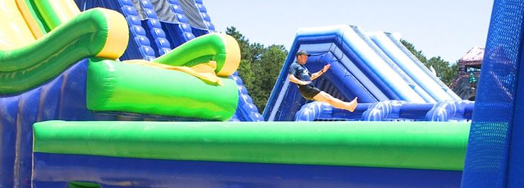 Cape Cod Inflatable Park - West Yarmouth, MA