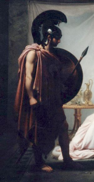 iliad and hector Hector as the true hero of homer's iliad - hector is the true hero of iliad in today's society, a man's mind is his most important tool in the past.