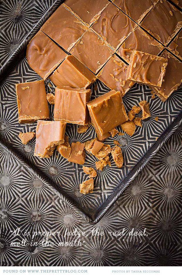 ... blog the pretty proper fudge traditional real real fudge forward great