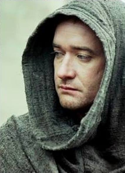 Matthew MacFadyen as Prior Philip in The Pillars of the Earth