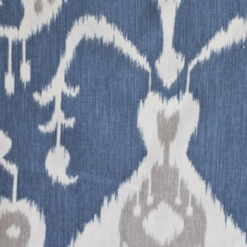 Ikat Sodalite - Futon Cover - Classic & Traditional - Futon Covers
