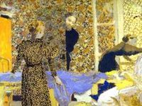1000+ images about VUILLARD Edouard on Pinterest | Edouard vuillard, Woman reading and French