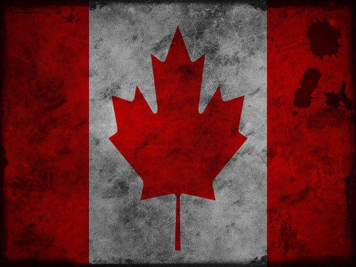 Bandera de Canadá :: dexillum