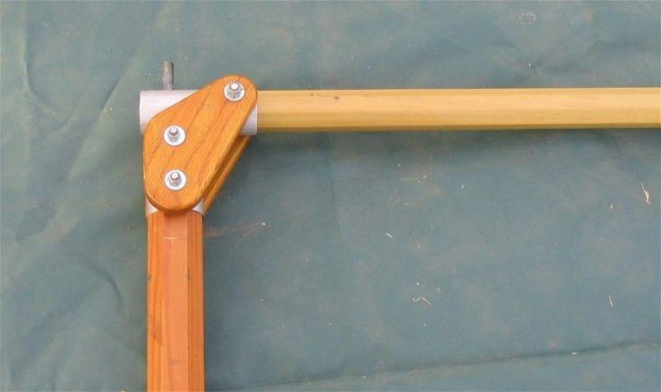 Dragonwing - Ridge Pole Joint