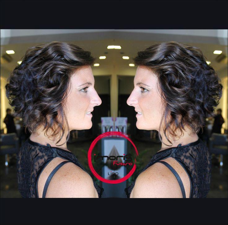 _Piega #Torchon su taglio corto Imoris Fusaro da sempre al fianco delle donne_  #imorisfusaro #taglio #cut #piega #donne #woman #hairstyle #hairstudios #hairstyle #hair #love #cool #style #moda #fashion #hairdresser #parrucchiere #parrucchieri #napoli #naples #bacoli #pozzuoli #montediprocida