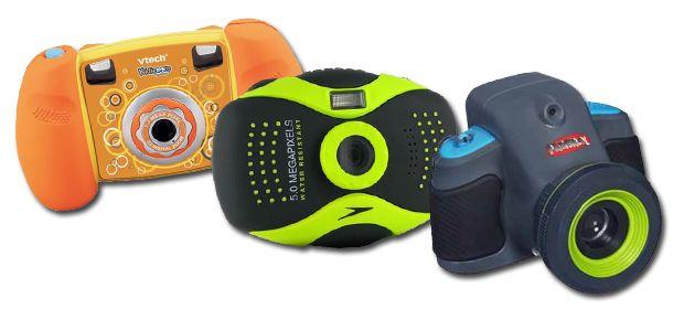 Consumer reviews for best kids digital cameras