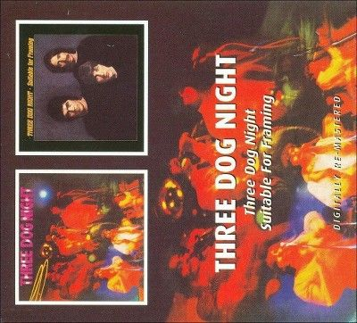 Three Dog Night - Three Dog Night / Suitable for Framing (CD)