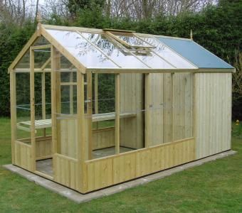 greenhouse shed combination google search