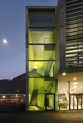 Russian House and Design: Blaas General Partnership in Bolzano, Italy by monovolume