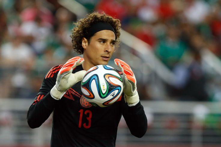 """Francisco Guillermo """"Memo"""" Ochoa Magaña #Soccer #Hair"""