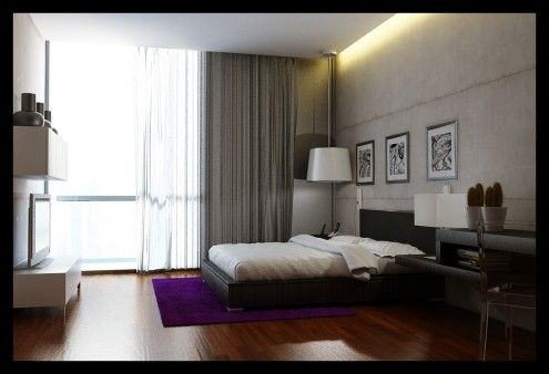 1000 ideas about purple bedroom design on pinterest 10606 | ef6c4a5358474d72d5a8da313f9ebfd4