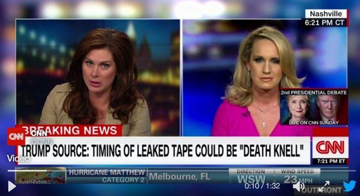 Just beginning? CNN anchor relays hauntingly familiar story of Donald Trump making vulgar advances
