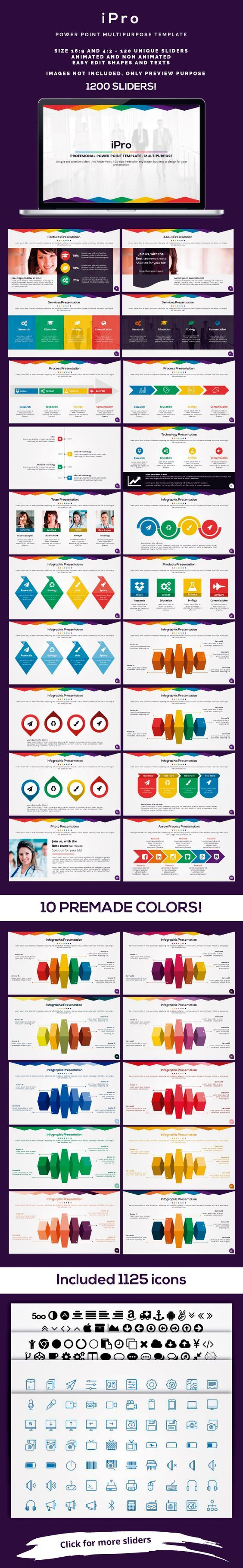iPro PowerPoint Presentation Template. Download here: http://graphicriver.net/item/ipro-power-point/15483078?ref=ksioks: