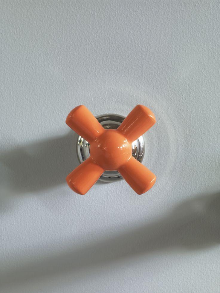 #tap #orange #bathroom #watermonopoly