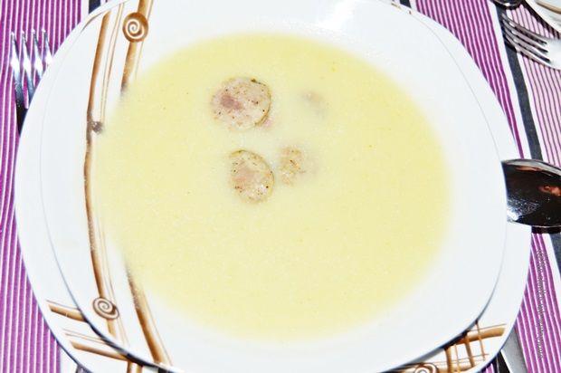 Na słodko lub wytrawnie: Zupa krem chrzanowy