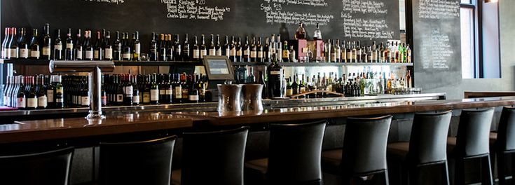 Crush Wine Bar - Vintage Hotels Downtown Toronto Wine Bar and Restaurant