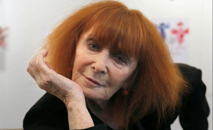 Triest modenieuws: Franse mode-ontwerpster Sonia Rykiel (86) overleden😢  #RIPSonia